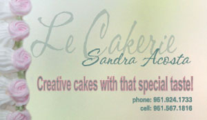 Debron graphics business cards designs that sell you cake decorating business card front reheart Gallery
