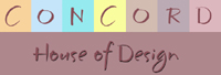 Concord House of Design Logo