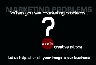 Debron G raphics offers creative solutions for all of your marketing needs - marketing postcard