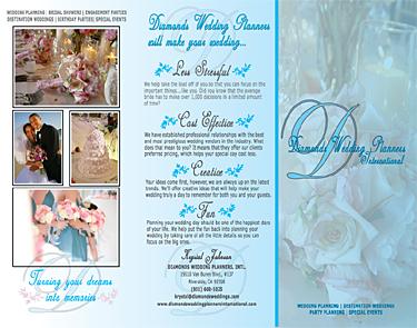 Debron Graphics - Brochure Design Samples, Tri-Fold Design