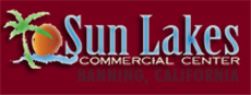 Sun Lakes Commercial Center Logo